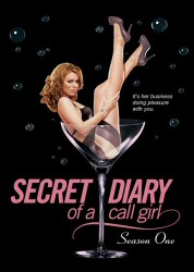 Secret Diary of a Call Girl Season One DVD cover art