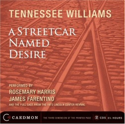 A Streetcar Named Desire CD cover