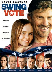 Swing Vote DVD cover art