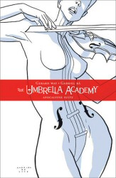 Umbrella Academy: Apocalypse Suite cover art