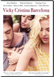 Vicky Cristina Barcelona DVD cover art