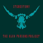 Alan Parsons Project: Stereotomy CD cover art