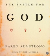 Battle for God audiobook cover art