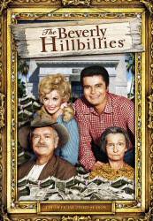 Beverly Hillbillies: The Official Third Season DVD cover art