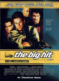 Big Hit movie poster