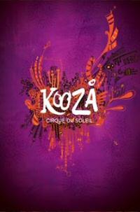Cirque du Soleil: Kooza poster art