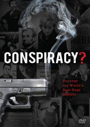 Conspiracy? DVD cover art