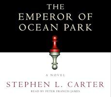 emperor of ocean park audiobook cover
