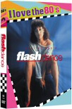 Flashdance I Love the 80s DVD cover art
