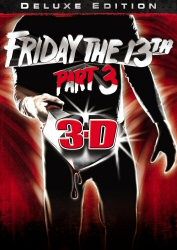 Friday the 13th: Part 3 3-D DVD cover art