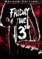 Friday the 13th Uncut DVD cover art
