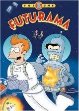 Futurama, Vol. 3 DVD cover art