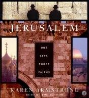 Jerusalem audiobook cover art
