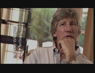 Roger Waters from Pink Floyd: The Wall