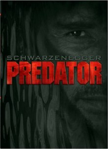Predator DVD cover art