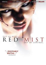 Red Mist DVD cover art