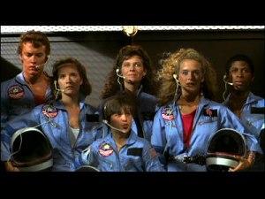 Space Camp crew