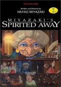 Spirited Away, Vol. 2 cover art