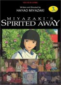 Spirited Away, Vol. 3 cover art