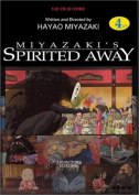 Spirited Away, Vol. 4 cover art