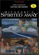 Spirited Away, Vol. 5 cover art