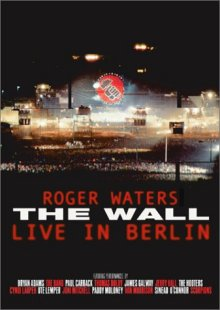 The Wall: Live in Berlin DVD cover art