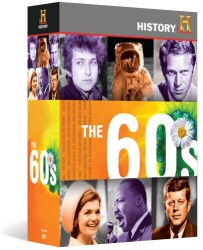 The History Channel 60s Megaset DVD cover art