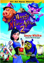 Happily N'Ever After 2 DVD cover art
