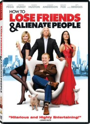 How to Lose Friends and Alienate People DVD cover art