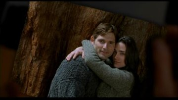 Eric Bana and Jennifer Connelly from Hulk (2003)
