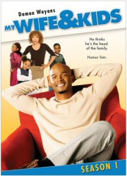 My Wife and Kids: Season 1 DVD cover art