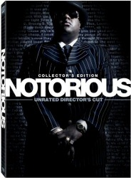 Notorious DVD cover art