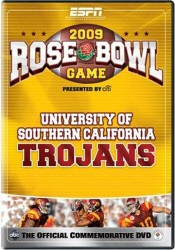 Rose Bowl 2009 DVD cover art