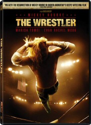 The Wrestler DVD cover art