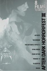 After Dark Horrorfest III DVD cover art