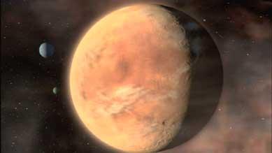 Arrakis from Dune