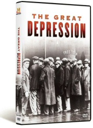 Great Depression DVD cover art