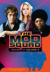 The Mod Squad Season 2, Vol. 2 DVD cover art