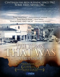 The Town That Was DVD cover art