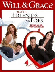 Will & Grace: Best of Friends and Foes DVD cover art