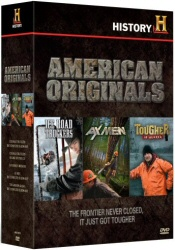 American Originals DVD cover art