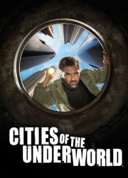 Cities of the Underworld: The Complete Season Three DVD cover art