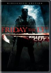 Friday the 13th: Killer Cut DVD cover art