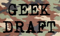 Geek Draft