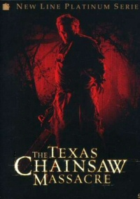 Texas Chainsaw Massacre (2003) DVD cover art