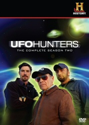 UFO Hunters: The Complete Season Two DVD cover art