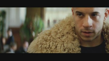 Vin Diesel as Xander Cage in XXX Superbit