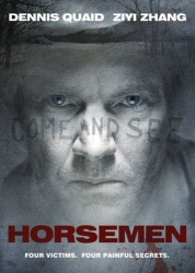 Horsemen DVD cover art