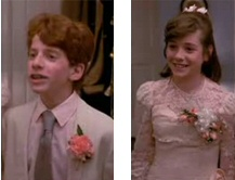 Seth Green and Alyson Hannigan in My Stepmother is an Alien