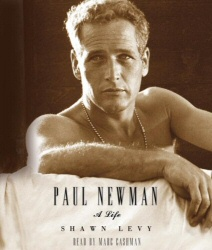 Paul Newman: A Life audiobook cover art